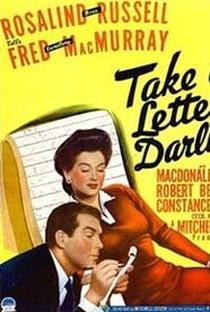 Assistir Ela e o Secretário Online Grátis Dublado Legendado (Full HD, 720p, 1080p) | Mitchell Leisen | 1942