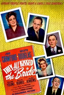 Assistir Eles Beijaram a Noiva Online Grátis Dublado Legendado (Full HD, 720p, 1080p) | Alexander Hall (I) | 1942