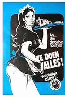Assistir Elles Font Tout Online Grátis Dublado Legendado (Full HD, 720p, 1080p) | Jesús Franco (I) | 1979