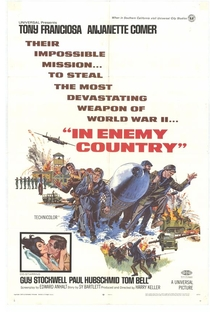 Assistir Em Território Inimigo Online Grátis Dublado Legendado (Full HD, 720p, 1080p) | Harry Keller | 1968