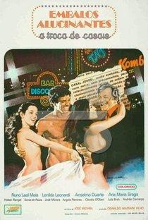 Assistir Embalos Alucinantes: A Troca de Casais Online Grátis Dublado Legendado (Full HD, 720p, 1080p)   José Miziara   1978