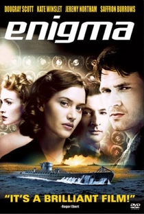 Assistir Enigma Online Grátis Dublado Legendado (Full HD, 720p, 1080p) | Michael Apted | 2001