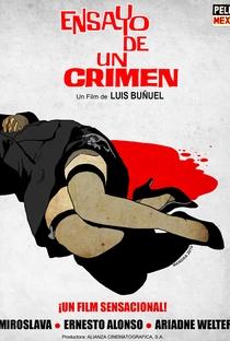 Assistir Ensaio de um Crime Online Grátis Dublado Legendado (Full HD, 720p, 1080p) | Luis Buñuel | 1955