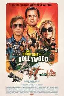 Assistir Era Uma Vez em... Hollywood Online Grátis Dublado Legendado (Full HD, 720p, 1080p) | Quentin Tarantino | 2019