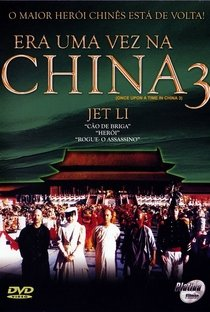Assistir Era Uma Vez na China 3 Online Grátis Dublado Legendado (Full HD, 720p, 1080p) | Hark Tsui | 1993