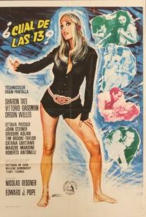 Assistir Eram 13... mas Faltava Uma Online Grátis Dublado Legendado (Full HD, 720p, 1080p)   Nicolas Gessner   1969