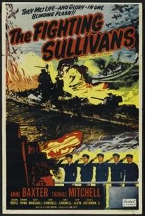 Assistir Eram Cinco Irmãos Online Grátis Dublado Legendado (Full HD, 720p, 1080p) | Lloyd Bacon | 1944
