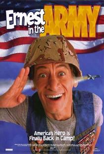 Assistir Ernest Vai ao Exército Online Grátis Dublado Legendado (Full HD, 720p, 1080p) | John R. Cherry III | 1998