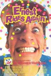 Assistir Ernest e as Jóias da Coroa Online Grátis Dublado Legendado (Full HD, 720p, 1080p) | John R. Cherry III | 1993