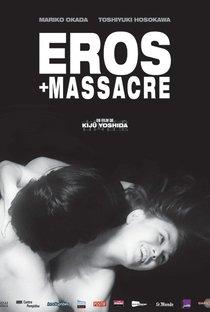 Assistir Eros + Massacre Online Grátis Dublado Legendado (Full HD, 720p, 1080p) | Yoshishige Yoshida | 1969
