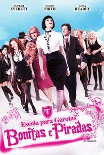 Assistir Escola Para Garotas Bonitas e Piradas Online Grátis Dublado Legendado (Full HD, 720p, 1080p) | Barnaby Thompson (I)