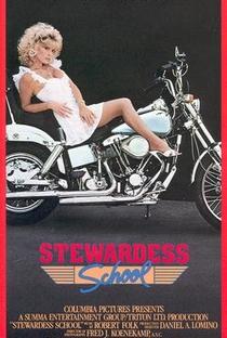 Assistir Escola de Aeromoças Online Grátis Dublado Legendado (Full HD, 720p, 1080p)   Ken Blancato   1986