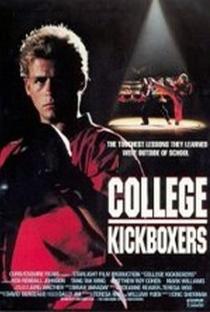 Assistir Escola de Kickboxers Online Grátis Dublado Legendado (Full HD, 720p, 1080p) | Eric Sherman | 1992