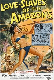 Assistir Escravos do Amor das Amazonas Online Grátis Dublado Legendado (Full HD, 720p, 1080p) | Curt Siodmak | 1957