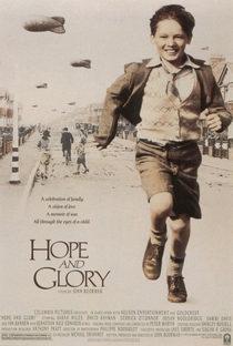 Assistir Esperança e Glória Online Grátis Dublado Legendado (Full HD, 720p, 1080p)   John Boorman   1987