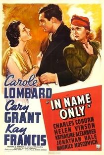 Assistir Esposa Só no Nome Online Grátis Dublado Legendado (Full HD, 720p, 1080p) | John Cromwell (I) | 1939