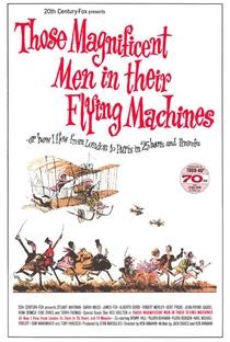 Assistir Esses Homens Maravilhosos e suas Máquinas Voadoras Online Grátis Dublado Legendado (Full HD, 720p, 1080p)   Ken Annakin   1965