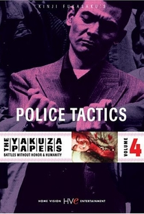 Assistir Estratégias Policiais Online Grátis Dublado Legendado (Full HD, 720p, 1080p) | Kinji Fukasaku | 1974