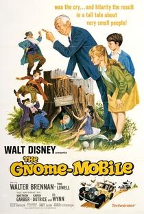 Assistir Eu Acredito em Gnomos Online Grátis Dublado Legendado (Full HD, 720p, 1080p) | Robert Stevenson (I) | 1967