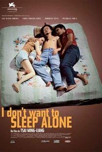 Assistir Eu Não Quero Dormir Sozinho Online Grátis Dublado Legendado (Full HD, 720p, 1080p) | Tsai Ming-liang | 2006