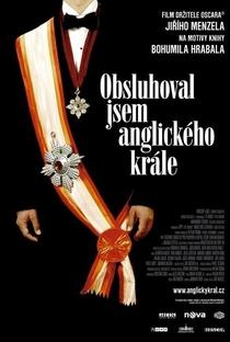 Assistir Eu Servi o Rei da Inglaterra Online Grátis Dublado Legendado (Full HD, 720p, 1080p)   Jirí Menzel   2006