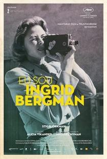 Assistir Eu Sou Ingrid Bergman Online Grátis Dublado Legendado (Full HD, 720p, 1080p) | Stig Björkman | 2015