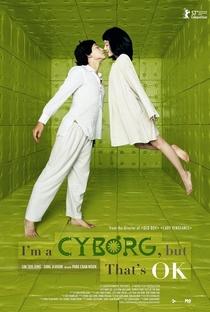 Assistir Eu Sou um Cyborg, e Daí? Online Grátis Dublado Legendado (Full HD, 720p, 1080p)   Park Chan-wook (I)   2006