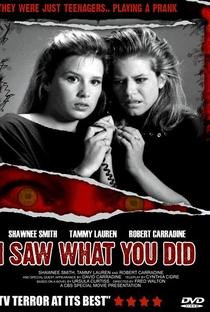 Assistir Eu Vi o Que Você Fez... e Eu Sei Quem Você é! Online Grátis Dublado Legendado (Full HD, 720p, 1080p) | Fred Walton (II) | 1988