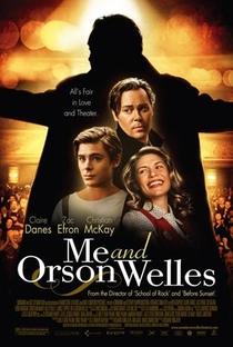 Assistir Eu e Orson Welles Online Grátis Dublado Legendado (Full HD, 720p, 1080p) | Richard Linklater | 2008