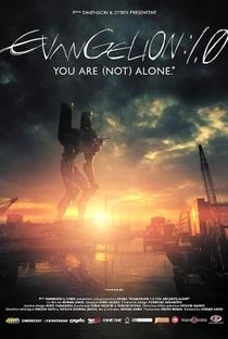 Assistir Evangelion: 1.11 - Você (Não) Está Só Online Grátis Dublado Legendado (Full HD, 720p, 1080p) | Kazuya Tsurumaki
