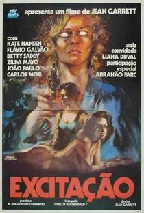 Assistir Excitação Online Grátis Dublado Legendado (Full HD, 720p, 1080p)   Jean Garrett   1976