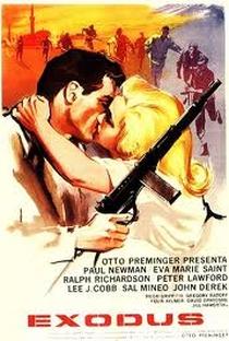 Assistir Exodus Online Grátis Dublado Legendado (Full HD, 720p, 1080p) | Otto Preminger | 1960