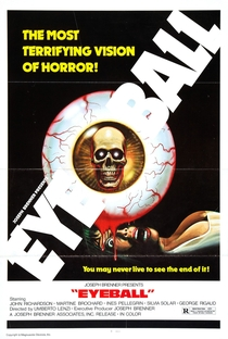 Assistir Eyeball Online Grátis Dublado Legendado (Full HD, 720p, 1080p) | Umberto Lenzi (I) | 1975
