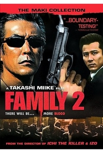Assistir Family 2 Online Grátis Dublado Legendado (Full HD, 720p, 1080p)   Takashi Miike   2001
