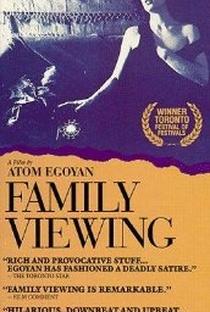 Assistir Family Viewing Online Grátis Dublado Legendado (Full HD, 720p, 1080p)   Atom Egoyan   1988