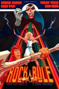 Assistir Fantasia de Rock Online Grátis Dublado Legendado (Full HD, 720p, 1080p) | Clive A. Smith | 1983