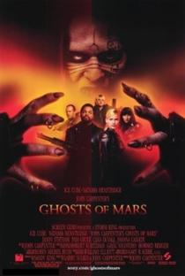 Assistir Fantasmas de Marte Online Grátis Dublado Legendado (Full HD, 720p, 1080p) | John Carpenter (I) | 2001