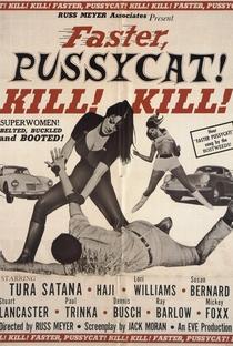 Assistir Faster, Pussycat! Kill! Kill! Online Grátis Dublado Legendado (Full HD, 720p, 1080p) | Russ Meyer | 1965