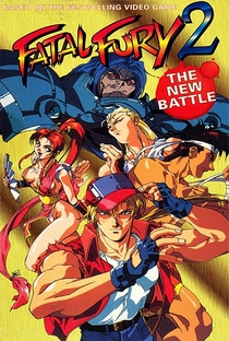 Assistir Fatal Fury 2: O Desafio de Krauser Online Grátis Dublado Legendado (Full HD, 720p, 1080p) | Kazuhiro Furuhashi | 1993