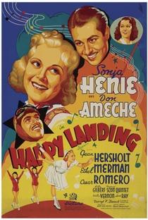 Assistir Feliz Aterrissagem Online Grátis Dublado Legendado (Full HD, 720p, 1080p) | Roy Del Ruth | 1938