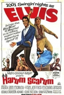 Assistir Feriado no Harém Online Grátis Dublado Legendado (Full HD, 720p, 1080p) | Gene Nelson (I) | 1965