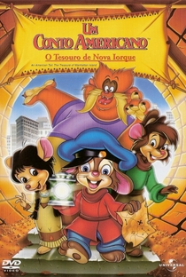 Assistir Fievel em O Tesouro de Nova York Online Grátis Dublado Legendado (Full HD, 720p, 1080p) | Larry Latham | 1998