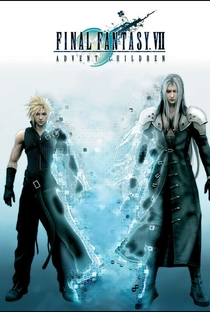Assistir Final Fantasy VII: Advent Children Online Grátis Dublado Legendado (Full HD, 720p, 1080p) | Takeshi Nozue