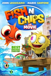 Assistir Fish & Chips Online Grátis Dublado Legendado (Full HD, 720p, 1080p) | Dan Krech | 2013
