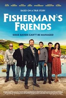 Assistir Fisherman's Friends Online Grátis Dublado Legendado (Full HD, 720p, 1080p) | Chris Foggin | 2019
