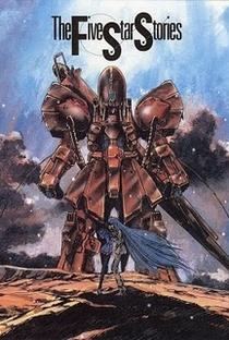 Assistir Five Star Stories Online Grátis Dublado Legendado (Full HD, 720p, 1080p)   Kazuo Yamazaki   1989