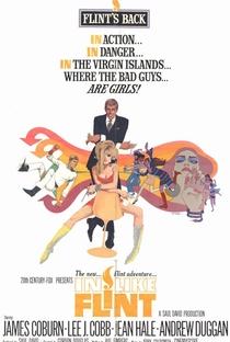 Assistir Flint - Perigo Supremo Online Grátis Dublado Legendado (Full HD, 720p, 1080p) | Gordon Douglas | 1967