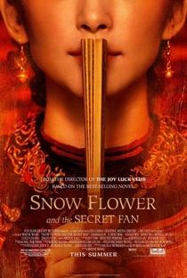 Assistir Flor da Neve e o Leque Secreto Online Grátis Dublado Legendado (Full HD, 720p, 1080p)   Wayne Wang (I)   2011