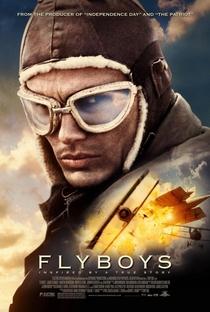 Assistir Flyboys Online Grátis Dublado Legendado (Full HD, 720p, 1080p) | Tony Bill (I) | 2006
