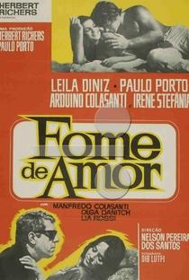 Assistir Fome de Amor Online Grátis Dublado Legendado (Full HD, 720p, 1080p) | Nelson Pereira dos Santos | 1968
